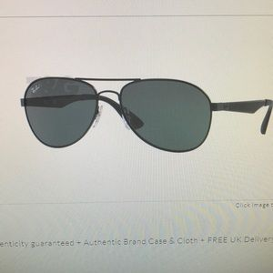 Ray-Ban Mens Aviators